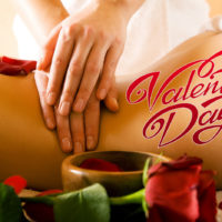 Rosentraum Massage als Geschenktipp zum Valentinstag